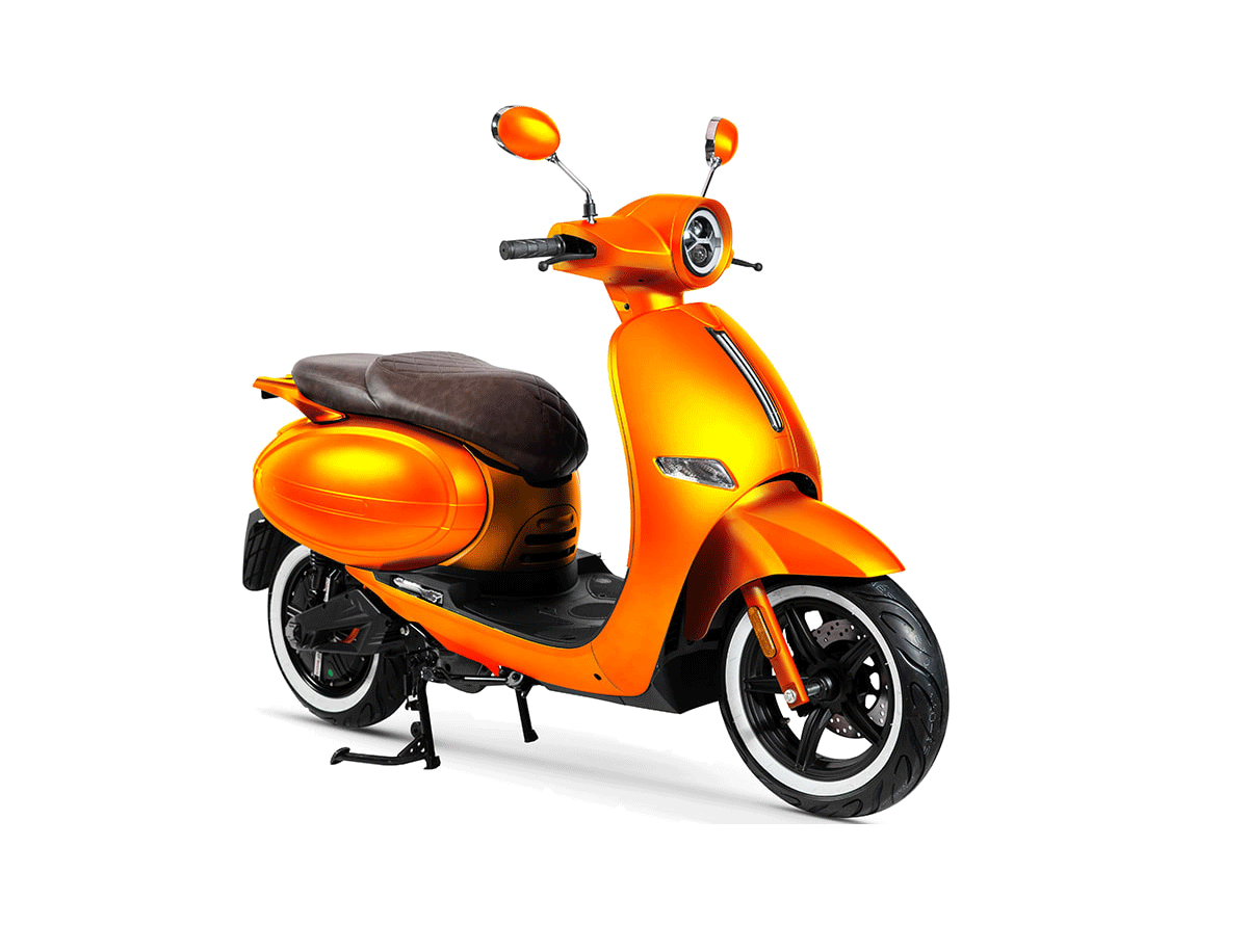 Electric moped Model 2021